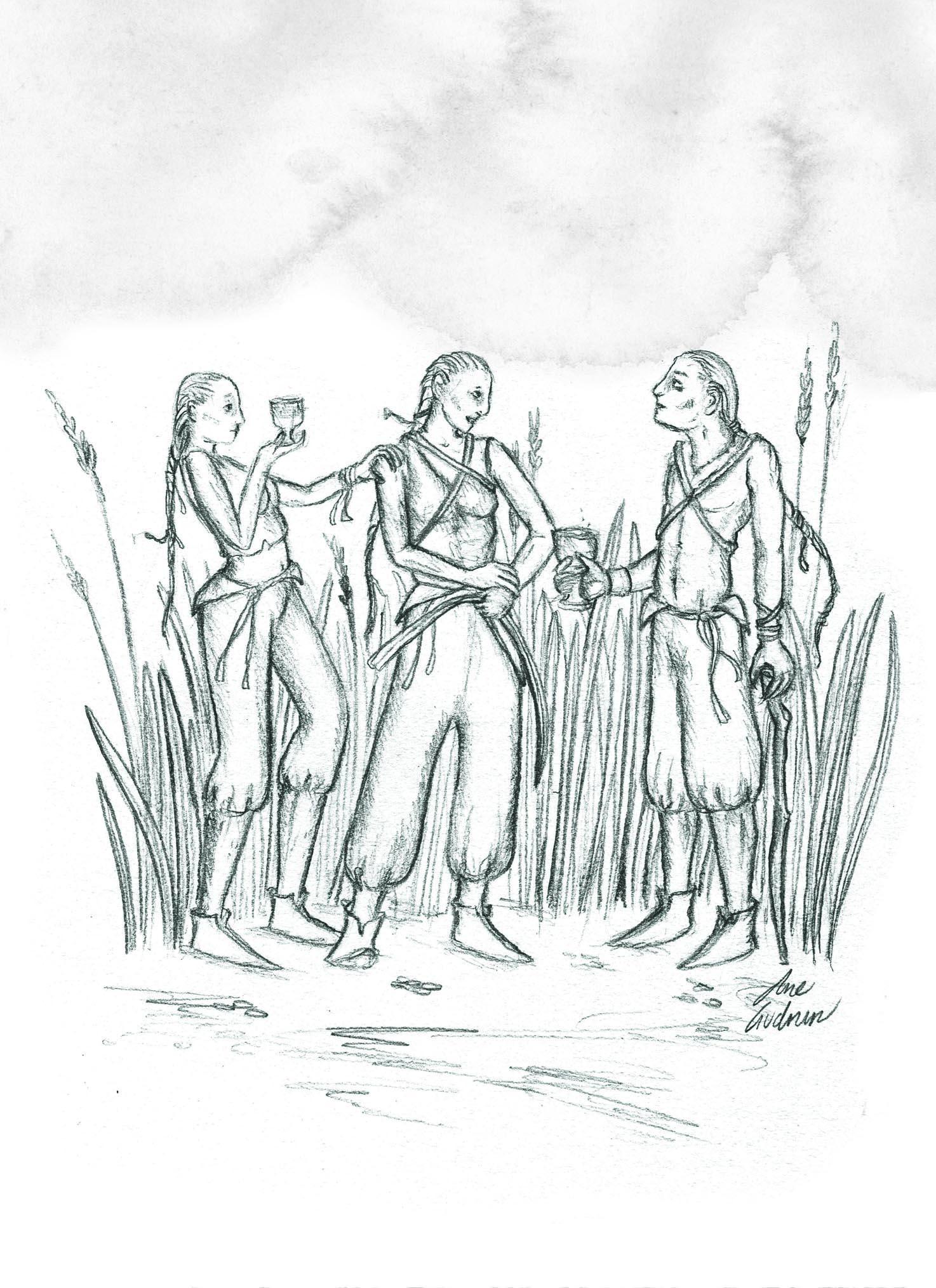 Græsfolkene