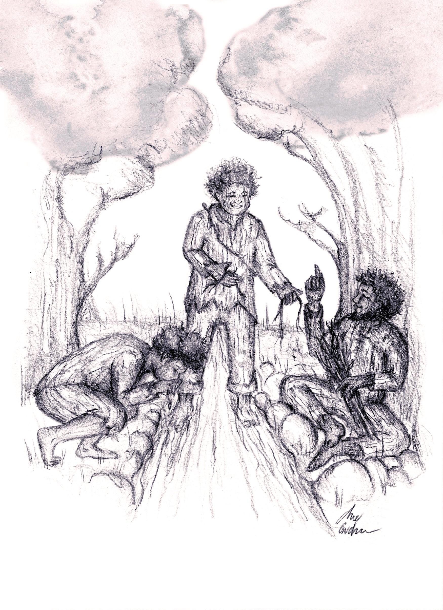 Skovfolket